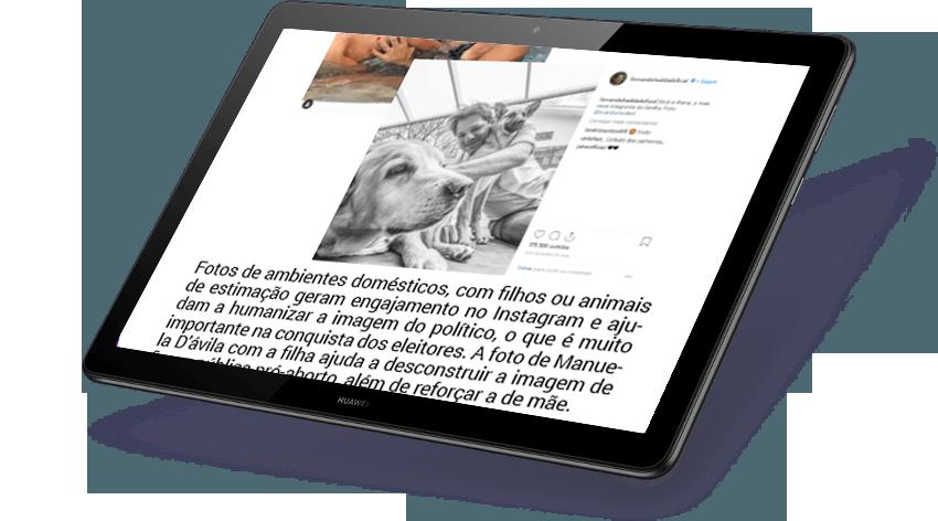 Ebook ensina estratégias e segredos para fazer marketing político no Instagram e como ganhar uma eleição com pouco dinheiro